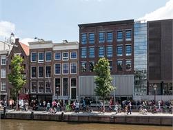 Vernieuwing Anne Frank Huis van start