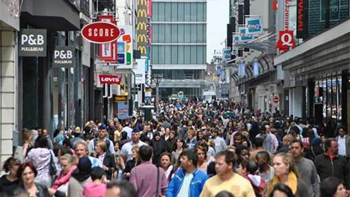Brusselse Nieuwstraat en Antwerpse Meir duurste winkelstraten in België