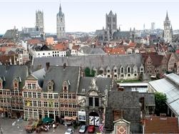Nieuwe Gentse wijk met 400 woningen verwarmen met gft, afvalwater en restwarmte