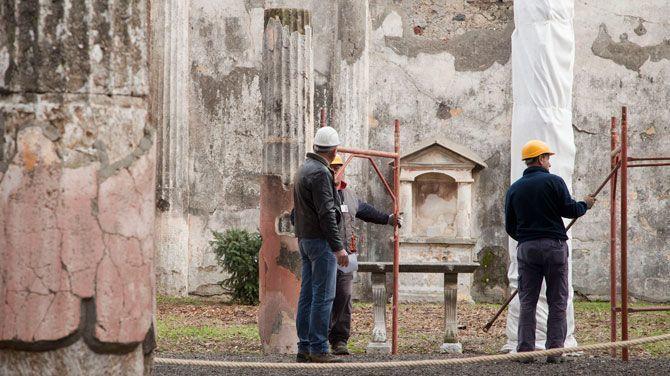 Italië investeert miljard in behoud erfgoed