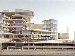 Reportages ontwerpen VRT-gebouw