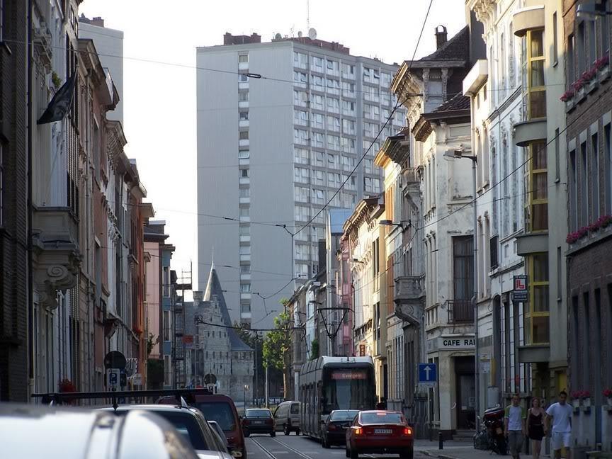 Rabottoren in Gent maakt plaats voor nieuwe sociale woningen