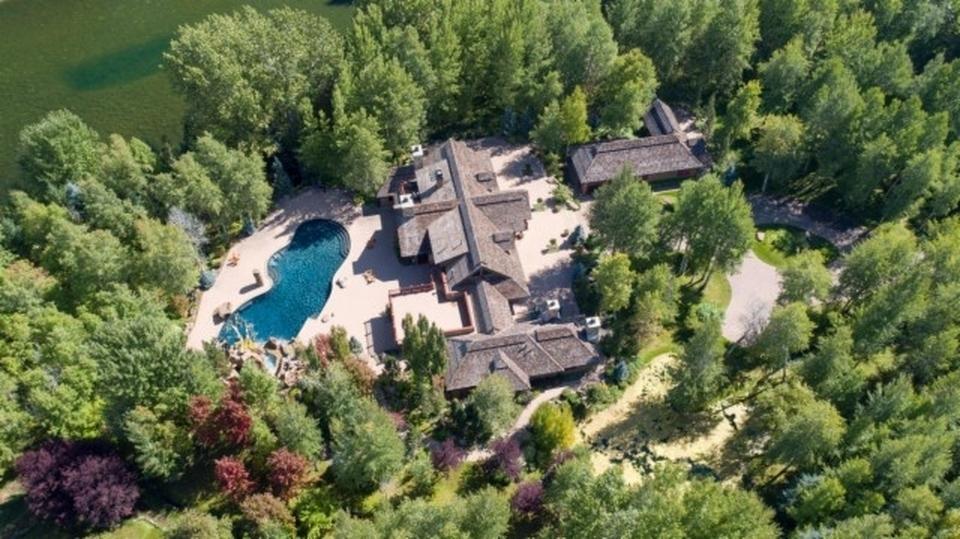 Bruce Willis verlaagt vraagprijs Idaho-ranch met meer dan 50 procent