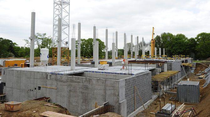 Aantal bouwvergunningen fors gestegen in eerste kwartaal