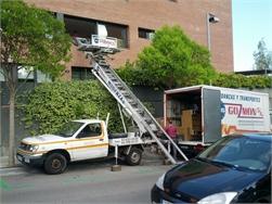 Een verhuislift huren - Hierop moet je letten
